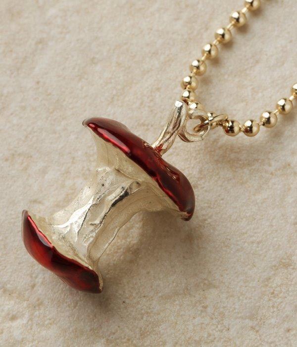 林檎ネックレス
