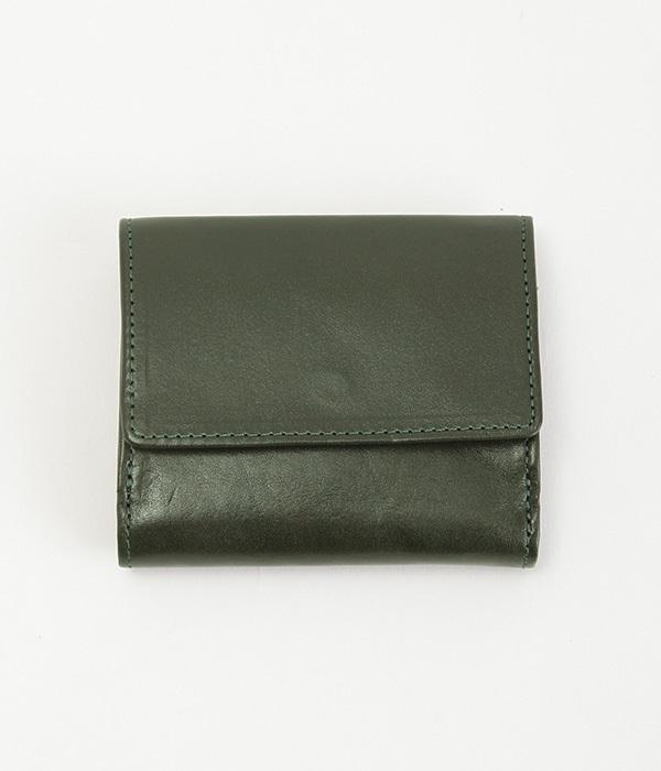hawk company イタリアレザー二つ折り財布