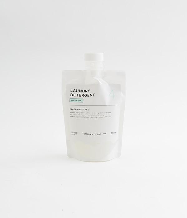 OUTDOOR 防水・撥水加工製品用洗剤(カラー1)