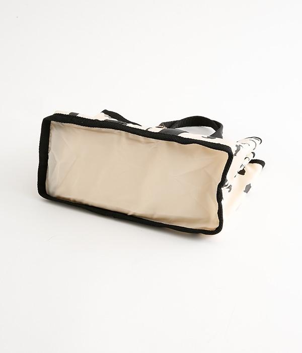 パーテーションバッグインバッグ ナイロン(B・キャットアイボリー)