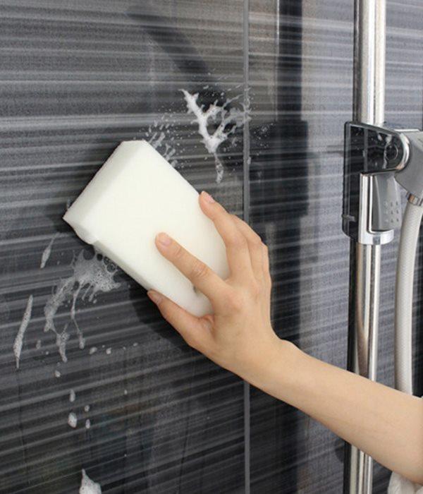 無添加 せっけんカスや水あかも落とせるお風呂の洗剤(カラー1)