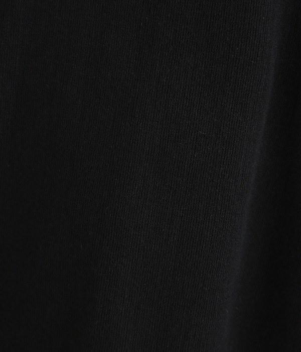 ヘビーウェイトビッグTシャツ(C・ブラック)