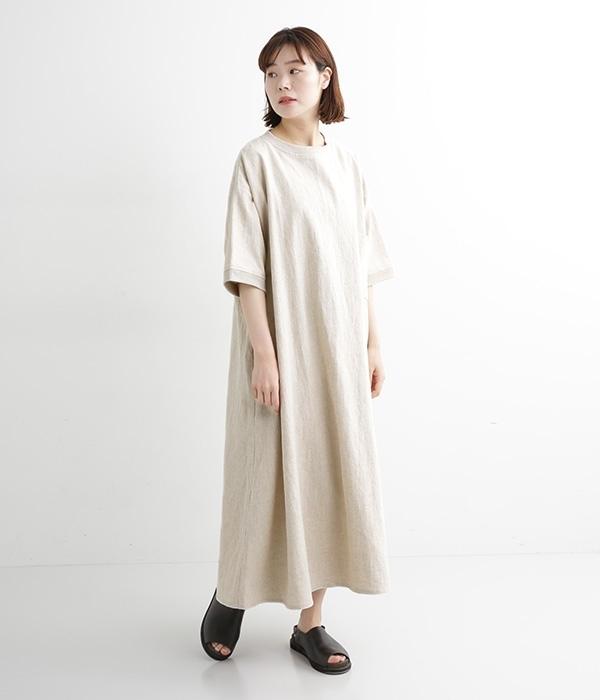 リブワンピース(B・キナリ)