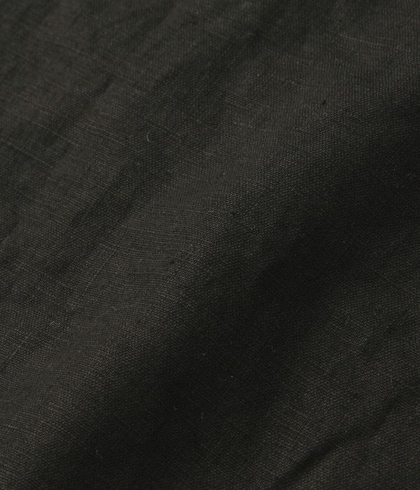 リネンボイルつけ衿(B・ブラック)