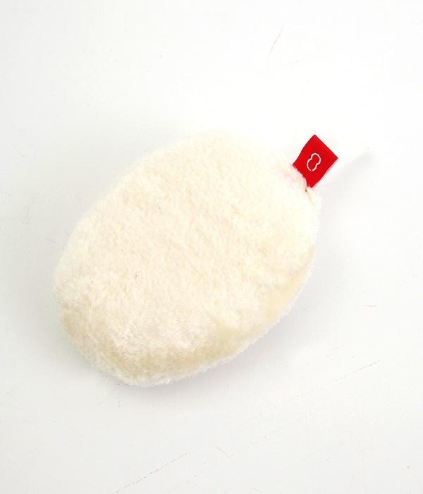 【おうちでシルクケア】シルクでやさしく角質ケア 絹のスムーサー(カラー1)