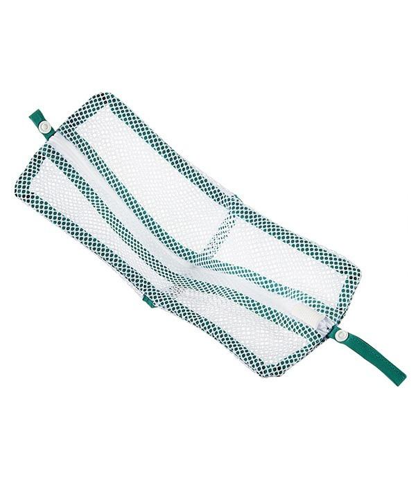 そのまま干せる マスク専用折式洗濯ネット(2枚組)(カラー1)