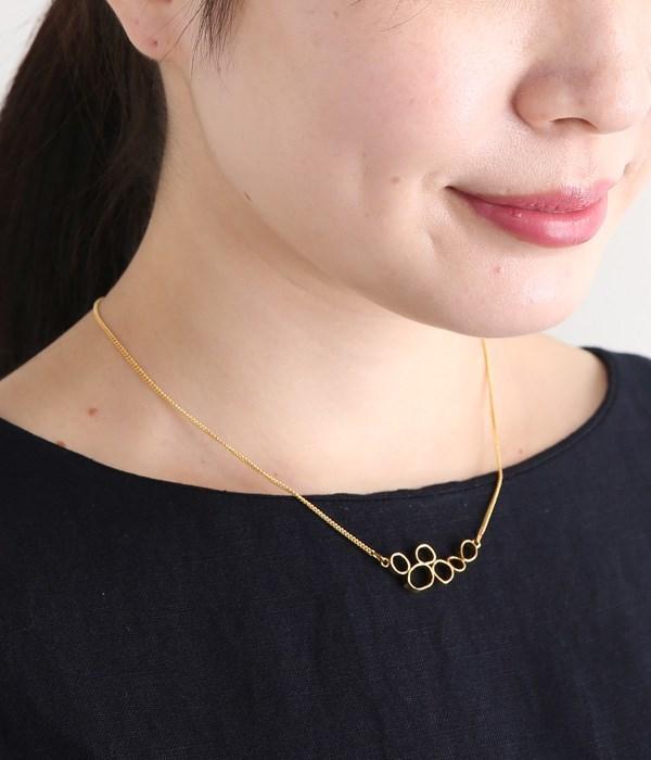 オニオン 小 ネックレス(カラー1)