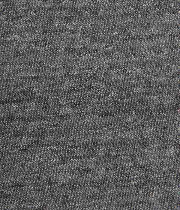 オーガニックコットンでつくった ふわふわアーム&レッグカバー(B・チャコール)