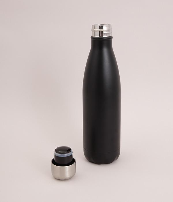 リボトル 500ml 柄(B・ウッドブラウン)