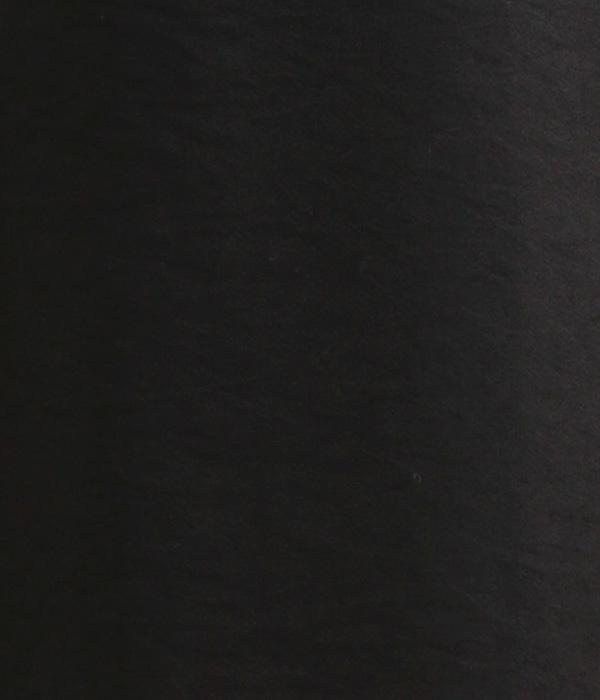 リネン混2WAYノースリーブワンピース(ブラック)