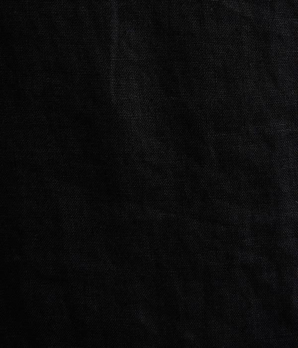 リネンベスト(B・ブラック)