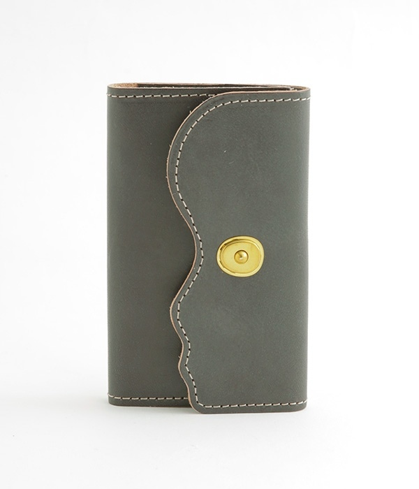 vlnaキーカードケース(A・グリーン)