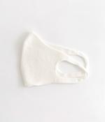 肌面シルク無縫製マスク ライト(A・オフホワイト)