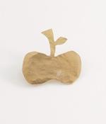 りんごブローチ(カラー1)
