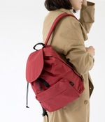 STANDARD SUPPLY SIMPLICITY FLAP PACK S(B・レッド)